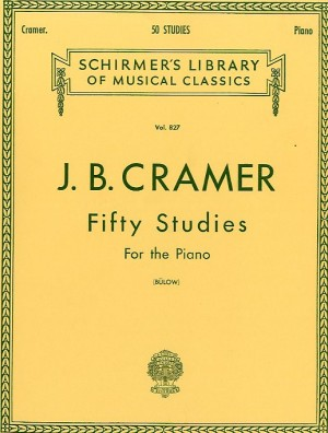 Johann Cramer: Fifty Selected Studies (Complete)