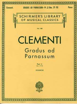 Muzio Clementi: Gradus Ad Parnassum - Book 2
