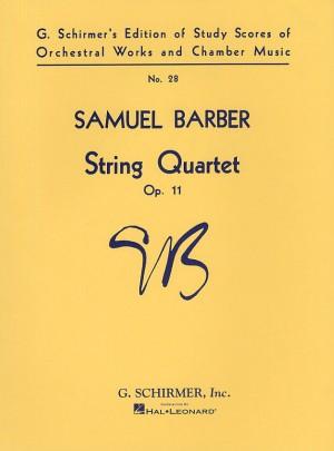 Samuel Barber: String Quartet Op.11