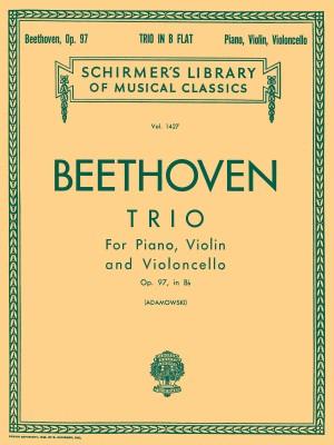 Ludwig van Beethoven: Piano Trio In B Flat 'Archduke' Op.97