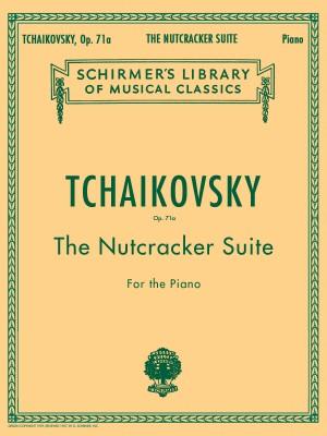 Tchaikovsky: Nutcracker Suite Op.71a (Piano Solo)