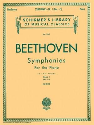 Ludwig van Beethoven: Symphonies Book 1 Nos.1-5