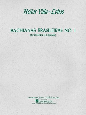 Heitor Villa-Lobos: Bachianas Brasileiras No.1 (Parts)