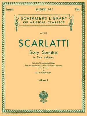 Domenico Scarlatti: Sixty Sonatas Volume Two