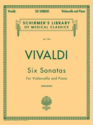 Antonio Vivaldi: Six Sonatas For Cello