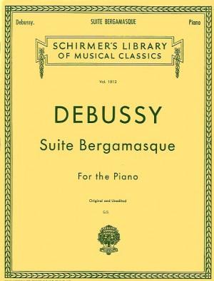 Claude Debussy: Suite Bergamasque