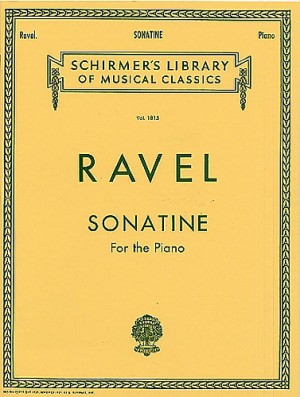 Maurice Ravel: Sonatine For Piano