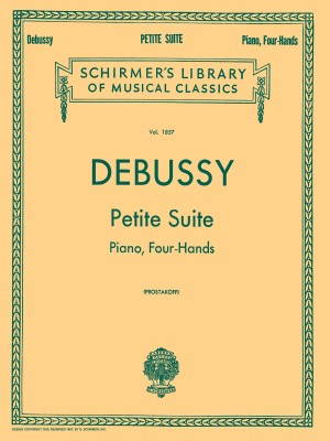 Claude Debussy: Petite Suite For One Piano, Four Hands