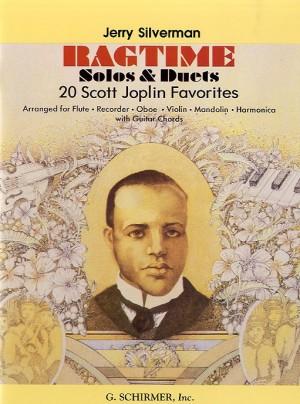 Scott Joplin: Ragtime Solos Or Duets