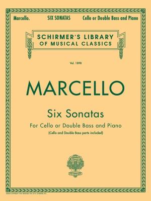 Benedetto Marcello: Six Sonatas