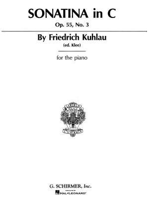 Friedrich Kuhlau: Sonatina Op.55 No.3 In C