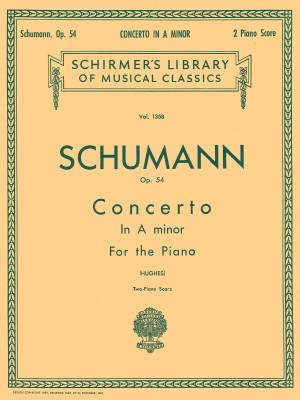 Robert Schumann: Piano Concerto In A Minor Op.54