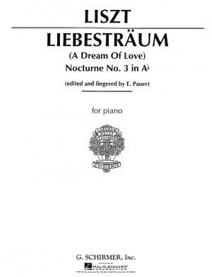 Franz Liszt: Liebestraume No.3 In A Flat