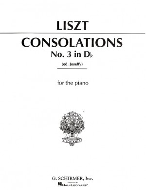 Franz Liszt: Consolation No.3 In D Flat