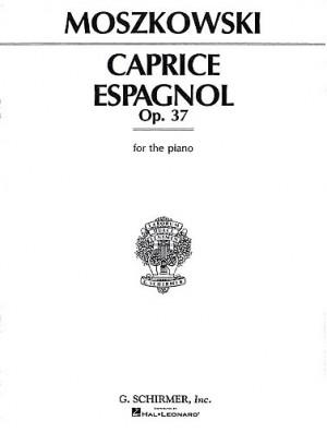 hot new products pretty nice wide varieties Moritz Moszkowski: Caprice Espagnol, Op. 37 | Presto Sheet Music