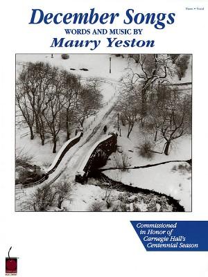 Maury Yeston: Maury Yeston - December Songs Product Image