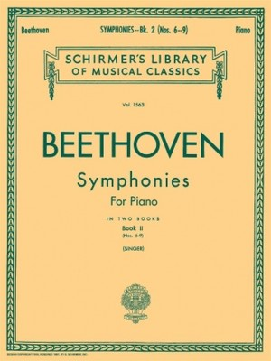 Beethoven: Symphonies - Book 2 (Piano Solo)