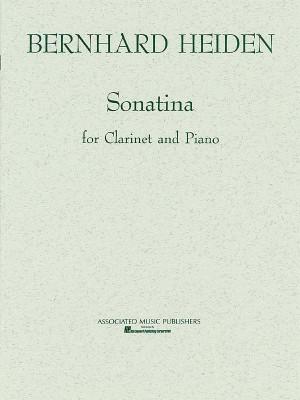 Bernhard Heiden: Sonatina For Clarinet And Piano