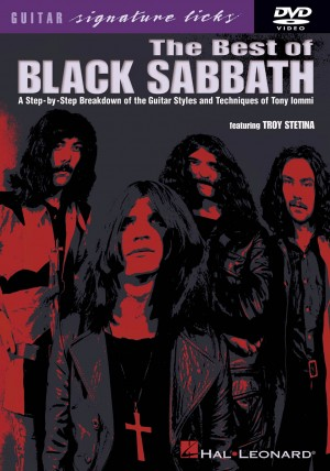 Troy Stetina: The Best of Black Sabbath