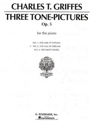 Charles T. Griffes: Vale Of Dreams Op.5 No.2