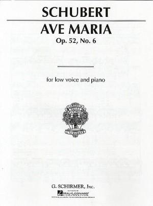 Franz Schubert: Ave Maria