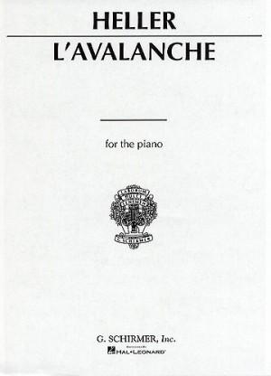 Stephen Heller: L'Avalanche No.2