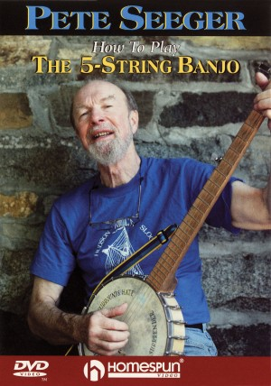 Pete Seeger_Doc Watson: How To Play The 5-String Banjo
