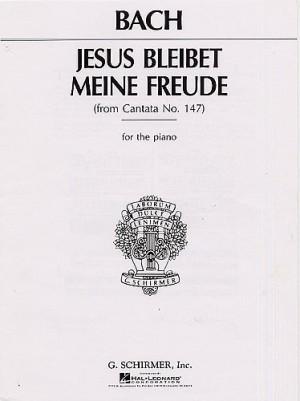 J.S. Bach: Jesu Joy Of Man's Desiring (Piano Solo)