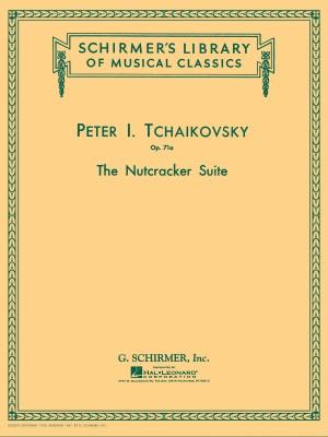 Tchaikovsky: The Nutcracker Suite Op.71a (Piano Duet)