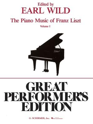 Franz Liszt: Piano Music of Franz Liszt - Volume 1