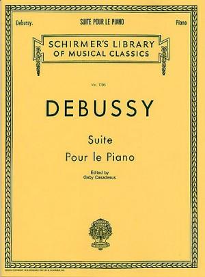 Claude Debussy: Suite Pour Le Piano