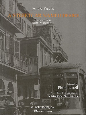 Andre Previn: A Streetcar Named Desire (Vocal Score)