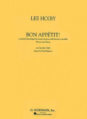 Lee Hoiby: Bon Appetit!