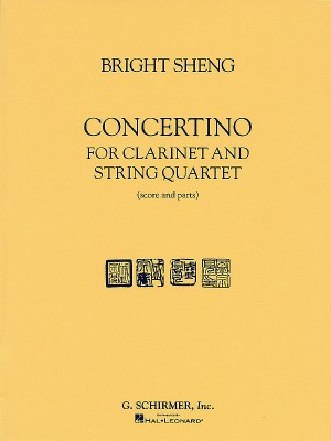 Bright Sheng: Concertino