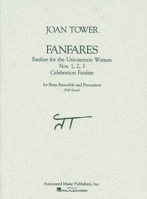 Joan Tower: Fanfare for the Uncommon Woman, No. 5