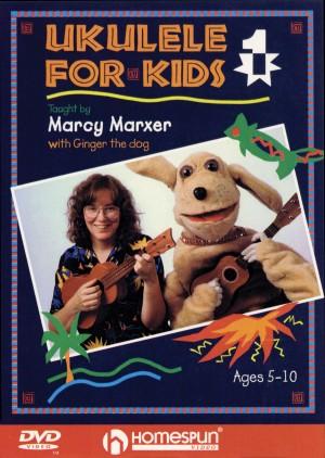 Marcy Marxer: Ukulele for Kids - Lesson 1