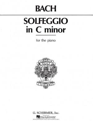 C.P.E. Bach: Solfeggietto In C Minor