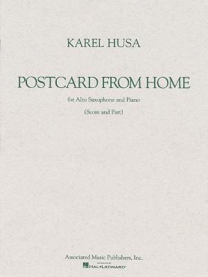 Karel Husa: Postcard from Home