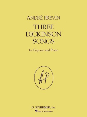 Andre Previn: Three Dickinson Songs