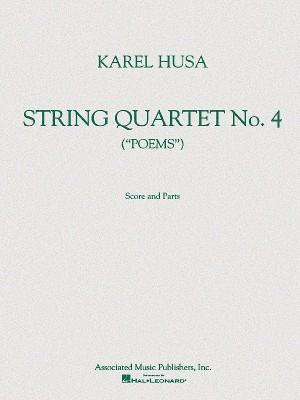 Karel Husa: String Quartet No. 4