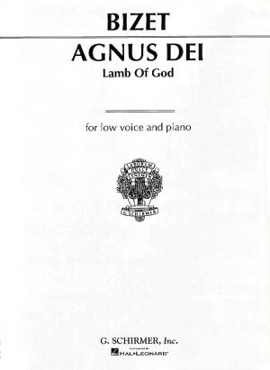 Georges Bizet: Agnus Dei (Low Voice)
