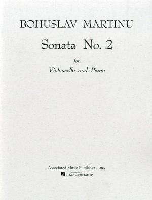 Bohuslav Martinu: Sonata No. 2
