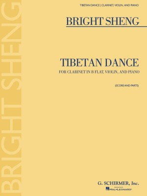 Bright Sheng: Tibetan Dance