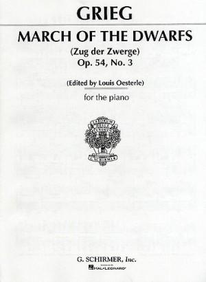 Edvard Grieg: March Of The Dwarfs