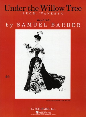 Samuel Barber: Under The Willow Tree