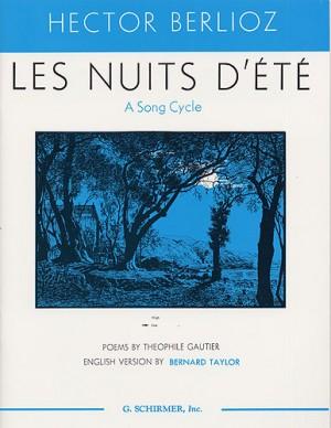 Hector Berlioz: Les Nuits D'Ete- Low Voice