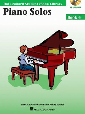 Barbara  Kreader: Piano Solos Book 4