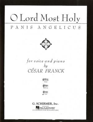 Cesar Franck: Panis Angelicus (Low Voice)