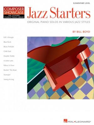 Bill Boyd: Jazz Starters