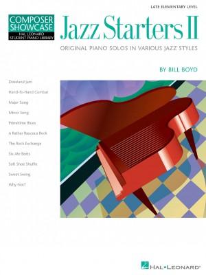 Bill Boyd: Jazz Starters II